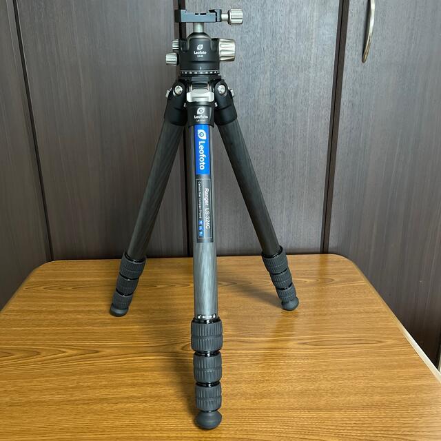 Leofoto LS-324C + LH-40 スマホ/家電/カメラのカメラ(その他)の商品写真