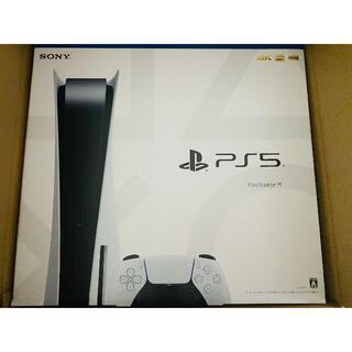 PlayStation - PlayStation®5 通常版  CFI-1000A01  新品未使用
