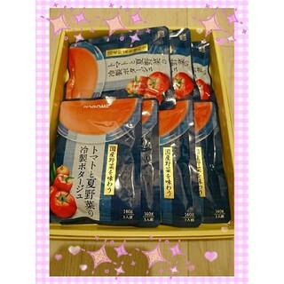 カゴメ(KAGOME)の✨KAGOME トマトと夏野菜の冷製ポタージュ✨(レトルト食品)