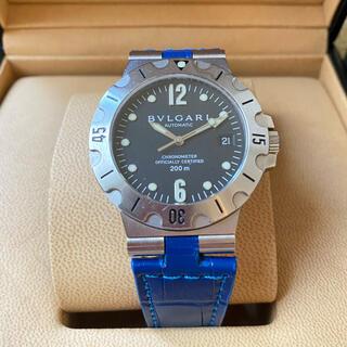 ブルガリ(BVLGARI)のブルガリ BVLGARI ディアゴノスクーバ SD38S(腕時計(アナログ))