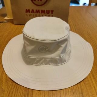 マムート(Mammut)の[新品]マムートRunbold hat highway Lサイズ帽子(登山用品)