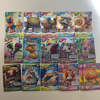 妖怪ウォッチ カード 15枚(カード)