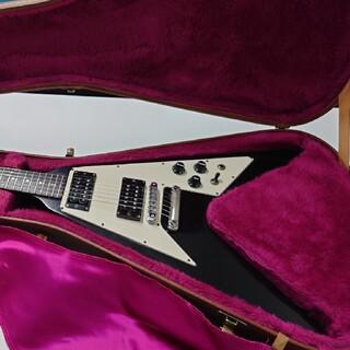 ギブソン(Gibson)のGibson Flying V 1996年製 ブラック(エレキギター)