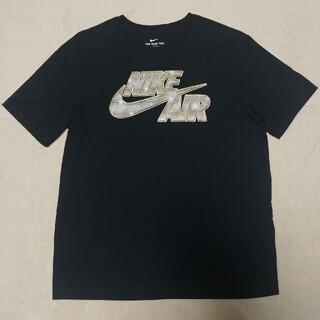 NIKE - ★美品★NIKE ナイキ 半袖 プリント Tシャツ ブラック XLサイズ
