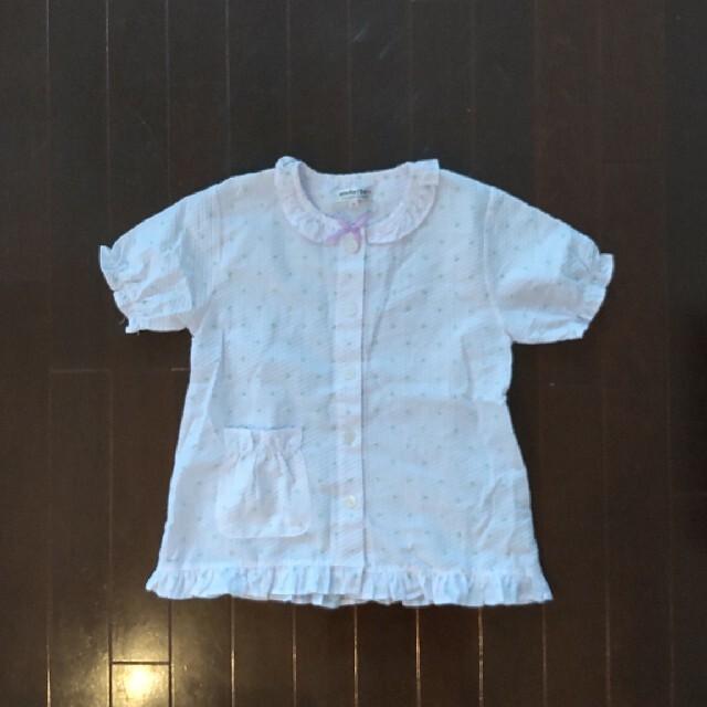 キッズ女の子 夏パジャマ キッズ/ベビー/マタニティのキッズ服女の子用(90cm~)(パジャマ)の商品写真