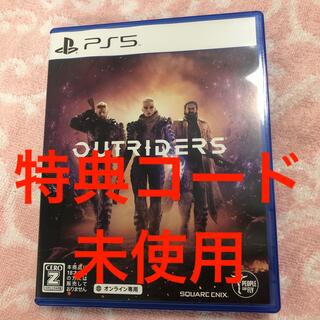 SQUARE ENIX - OUTRIDERS(アウトライダーズ) PS5