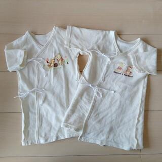 Disney - 肌着 産着 新生児 50〜60cm