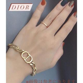 Christian Dior - DIOR  ブレスレット アンクレット 2way トップ パーツ