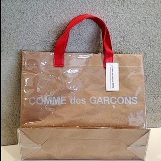 COMME des GARCONS - COMME des GARÇONSpvcバック コム・デ・ギャルソン