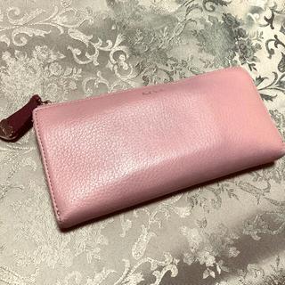 ポールスミス(Paul Smith)のポールスミス ハートプル L字型ファスナー 長財布 (財布)