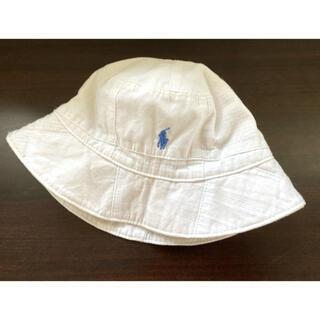 ラルフローレン(Ralph Lauren)の美品★ラルフローレン 帽子 ハット(帽子)