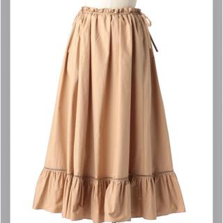 Drawer - Drawer ウエストギャザーリボンフレアスカート ブラミンク シップス イエナ