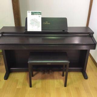 ヤマハ(ヤマハ)の【引取限定】ヤマハ クラビノーバ  CLP-133 88鍵盤 音出し確認済み!(電子ピアノ)