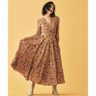 TOMORROWLAND - TOMORROWLAND マリハ マドモアゼルのドレス 36 フレンチガーデン