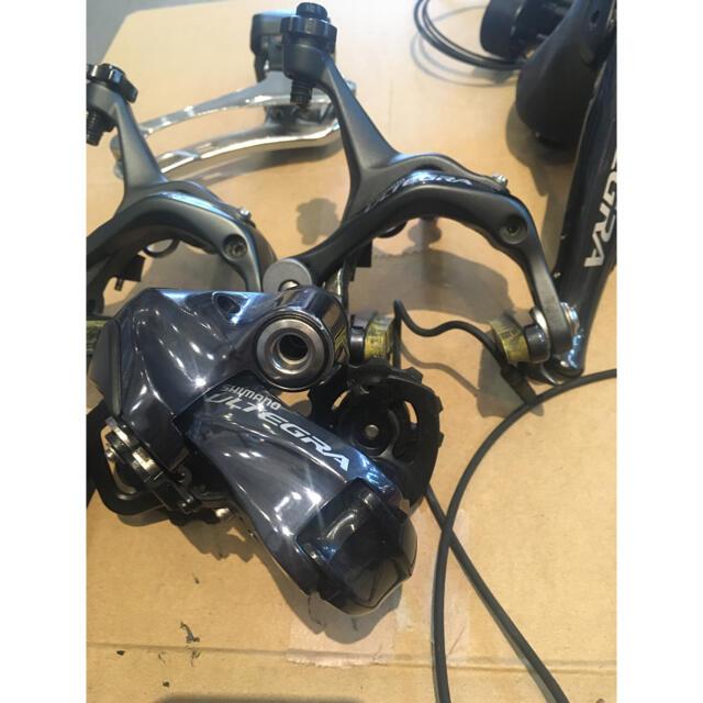 SHIMANO(シマノ)の6770 6870 di2 電動アルテグラ 11速 セット スポーツ/アウトドアの自転車(パーツ)の商品写真
