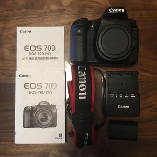 Canon - [ジャンク]Canon 70d デジタル一眼レフ