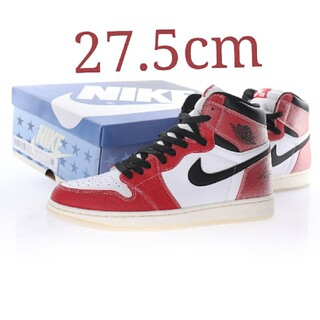 ナイキ(NIKE)の27.5 Air Jordan 1  'Freeze Out'(スニーカー)
