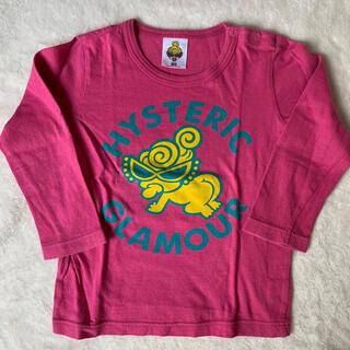 ヒステリックミニ(HYSTERIC MINI)の⑧ HYSTERICMINI(Tシャツ/カットソー)