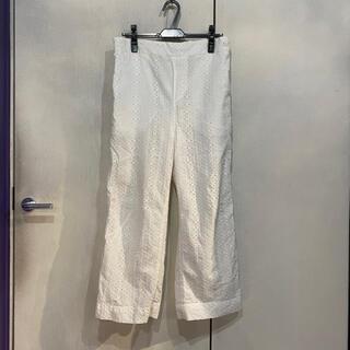 ビームスボーイ(BEAMS BOY)のBEAMS BOY*刺繍pants(カジュアルパンツ)