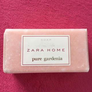ザラホーム(ZARA HOME)のZARAHOME  石鹸  ソープ  ピュアガーデニア(ボディソープ/石鹸)