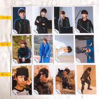 カトゥーン(KAT-TUN)のKAT-TUN 中丸雄一 公式写真 まとめ売り セット ステフォ(アイドルグッズ)