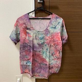 ポールスミス(Paul Smith)のPaul Smith 11SS メインライン幾何学柄Tシャツ(Tシャツ/カットソー(半袖/袖なし))