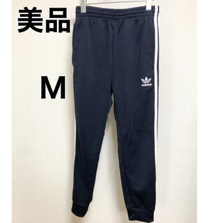 Original - 美品 adidas originals アディダスオリジナル ジャージ ネイビー
