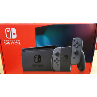 Nintendo Switch - ニンテンドーSwitch 本体 グレー