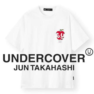 UNDERCOVER - 新品!UNDERCOVER GU Disney Apple Tee White