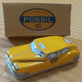 FOSSIL - フォッシル 空き缶 タクシー