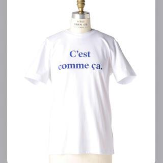 Drawer - Drawer 美品 Les Petits Basics  Tシャツ ブラミンク