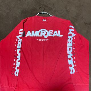 リアルビーボイス(RealBvoice)のTシャツ 長袖(Tシャツ/カットソー(七分/長袖))