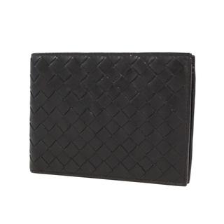 ボッテガヴェネタ(Bottega Veneta)のBOTTEGAVENETA イントレチャート  二つ折り財布(折り財布)