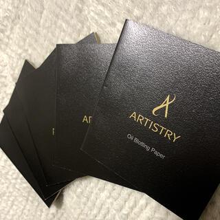 アムウェイ(Amway)の《新品未使用》あぶらとり紙(あぶらとり紙)