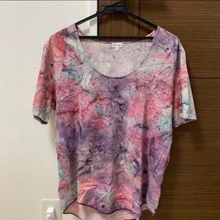 ポールスミス(Paul Smith)のPaul Smith 11SS メインライン幾何学柄Tシャツ (Tシャツ/カットソー(半袖/袖なし))