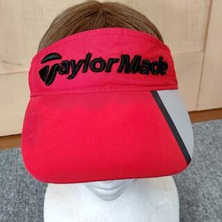 テーラーメイド(TaylorMade)のTaylor Made・ゴルフサンバイザー(ウエア)