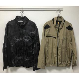 BURTLE - バートル空調服 2枚セット