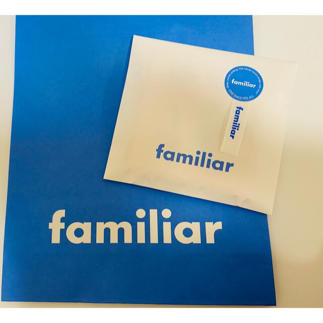 familiar(ファミリア)のファミリア❤︎新品未使用ハンカチ レディースのファッション小物(ハンカチ)の商品写真