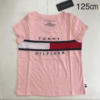 TOMMY HILFIGER - 【新品タグ付き】 トミーヒルフィガー グラフィックプリント ガールズT シャツ