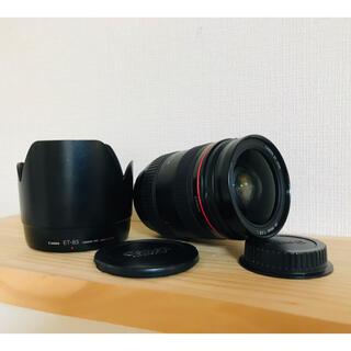 キヤノン(Canon)の【ジャンク品】Canon EF24-70 F2.8L USM(レンズ(ズーム))