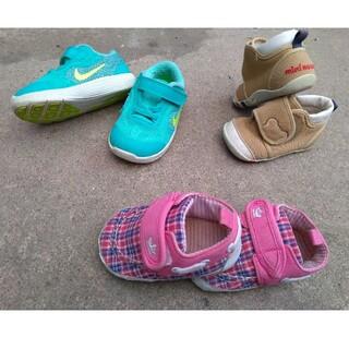 NIKE - 赤ちゃん 靴3セット