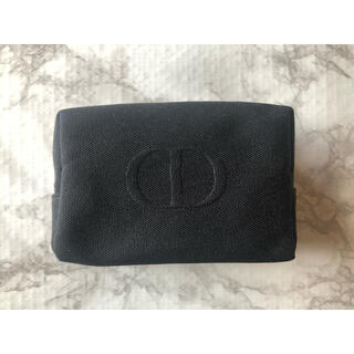 Christian Dior - ディオール ポーチ 最新 ブラック