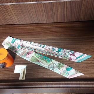 Hermes - エルメス ツイリー 万国博覧会 新品未使用 タグ付き