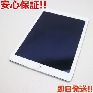 アップル(Apple)の美品 au iPad Air 2 Cellular 32GB シルバー (タブレット)