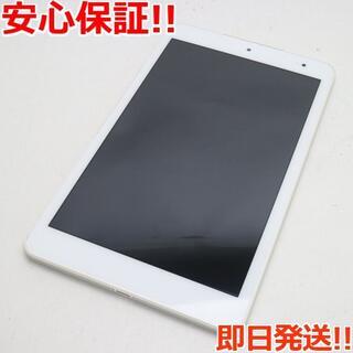 京セラ - 超美品 KYT32 Qua tab QZ8 オフホワイト