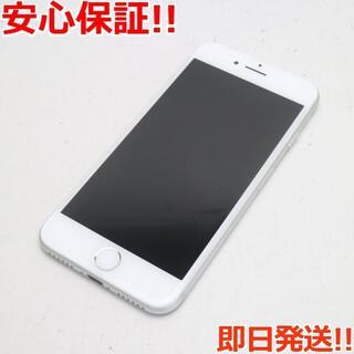 アイフォーン(iPhone)の新品同様 SOFTBANK iPhone7 32GB シルバー (スマートフォン本体)