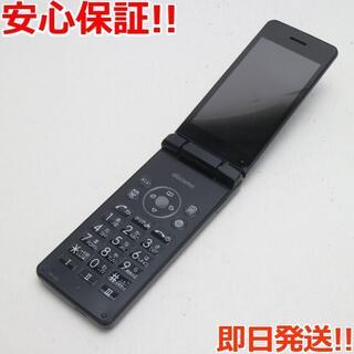 シャープ(SHARP)の良品中古 SH-02L AQUOS ケータイ ブラック (携帯電話本体)