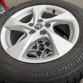 215/60R17 VRXスタッドレス タイヤ ホイール付