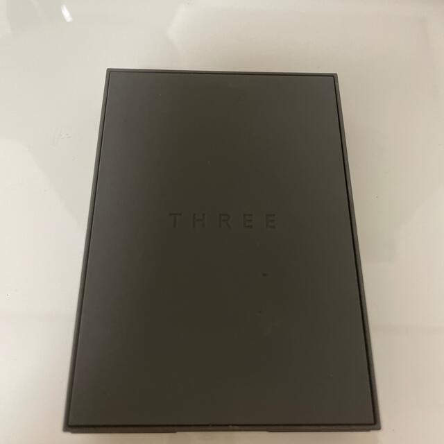 THREE(スリー)のTHREE ディメンショナルビジョンアイパレット 02 コスメ/美容のベースメイク/化粧品(アイシャドウ)の商品写真