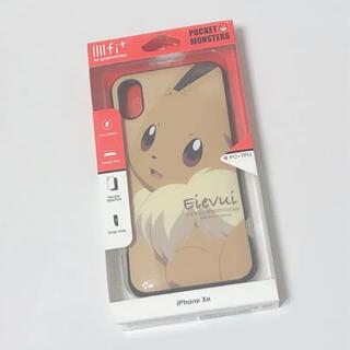 ポケモンスマホケース イーブイ iPhone XR
